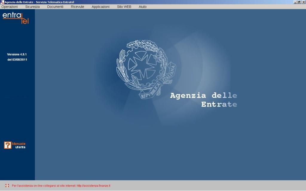 Entratel ScreenShot